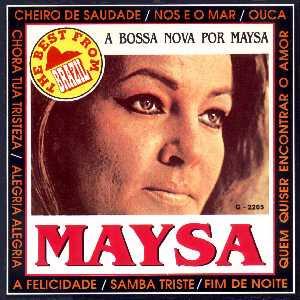 Maysa  A Bossa Nova Por Maysa (1970)