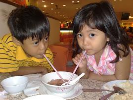 Safwan Arfan & Safwah Amirah