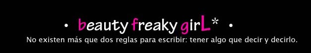 •    beauty freaky girL*    •