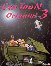 Книга - Герои мультфильмов в технике оригами