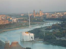 Desde la Torre del Agua