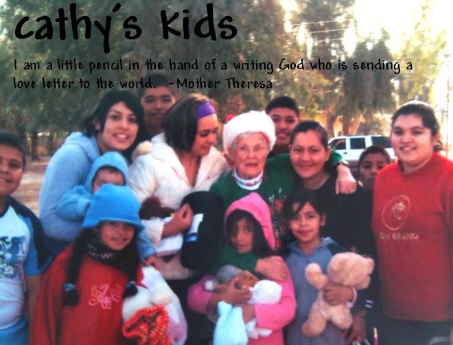 Cathy's Kids