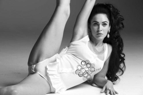 Megan Fox, Panties, Crotch Shot, and Criticism