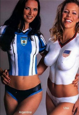 Argentina women naked — photo 1