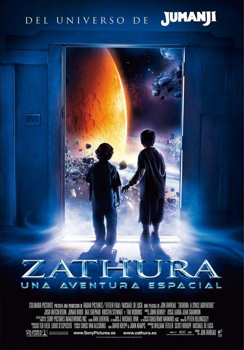 Zathura – Uma Aventura Espacial Dublado 2005