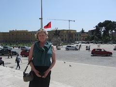 In Tirana