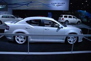 2008 Dodge Avenger Stormtrooper