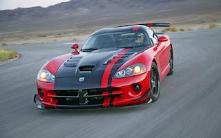 Dodge Viper Black