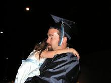Daddy's Graduation!