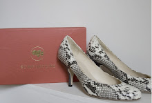 Sumfortune Python court shoe
