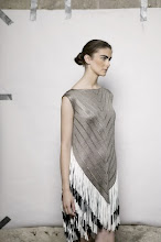 Tim Ryan fringe dress