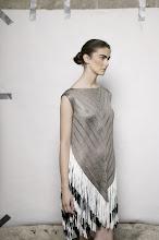 Tim Ryan fringe dress