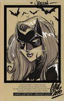 Batwoman by Cameron Stewart (2010)