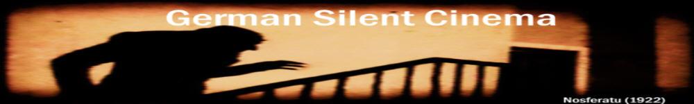 German Silent Films
