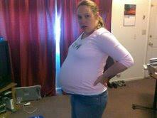 Dannah: 25 weeks