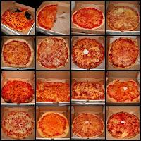 Mmmmm...pizza.