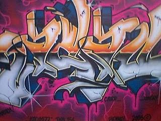new graffiti  my content