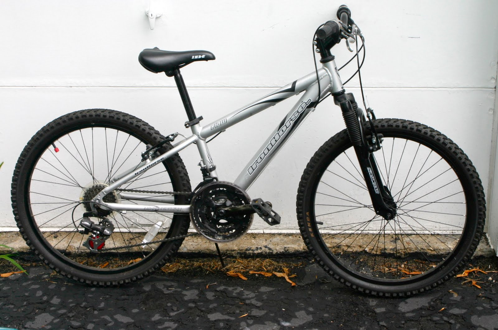 Indie Cycles: Iron Horse Flow 21 Speed Mountain Bike