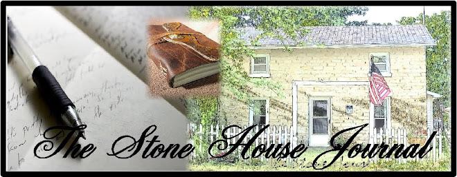 Stone House Journal