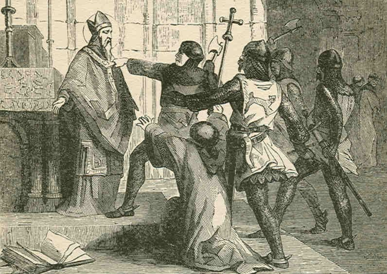 the story of king henry 2 and thomas becket Why would bannon compare himself with thomas cromwell, king henry king henry ii about the archbishop of canterbury thomas becket the story passed.