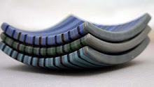 Stacked Sushi Plates