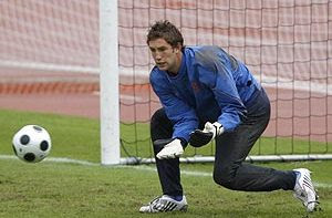 stekelenburg wallpaper, stekelenburg target transfer man united