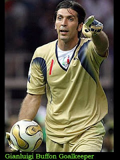 Manchester United Transfers Rumours January 2011, Gianluigi Buffon goalkeeper wallpaper