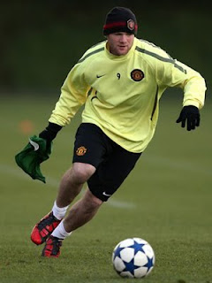 wayne rooney training, news