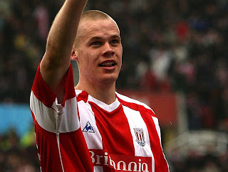 Ryan Shawcross, Transfer Target Man Utd, Stokes city defender
