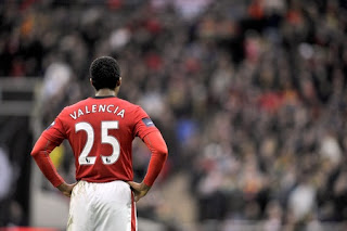antonio valencia manchester united, wallpaper