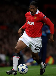 antonio valencia man united picture, 2010