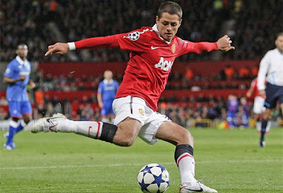 Chicharito pictures, man united hernandez