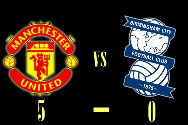 man u vs city results