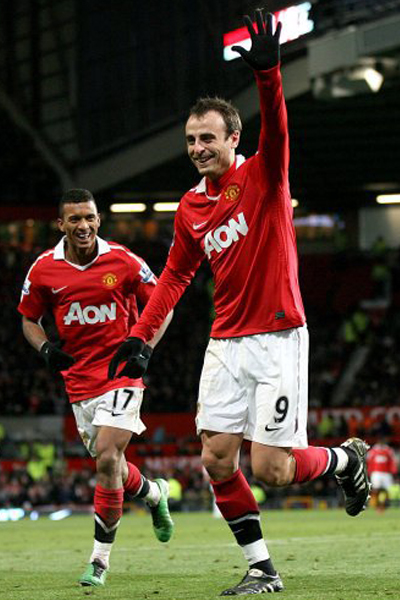 Dimitar Berbatov Wallpaper 2011