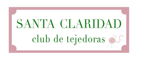 Santa Claridad club de tejedoras