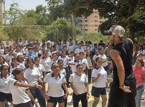 Bailoterapia Año Escolar Junio 2007