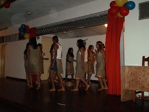 Baile Maremare. 2do Año 06 y 07 Liceo Bolivariano Carabobo