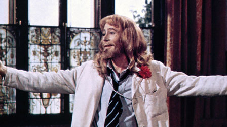 Peter O'Toole in The Ruling Class