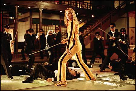 Nothing is Written: A Film Blog: Kill Bill Vol. 1