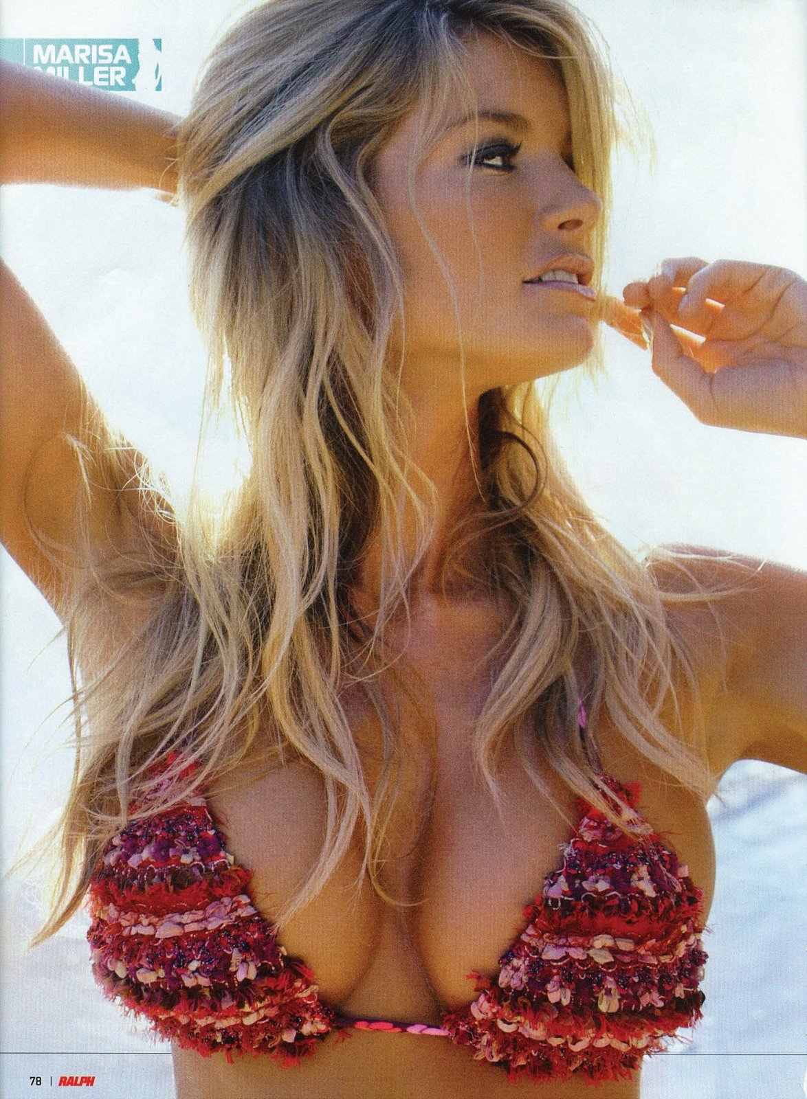 Marisa Miller hot picture