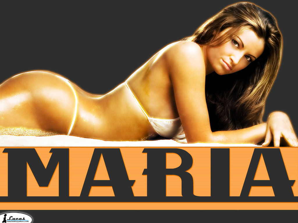 Maria Kanellis hot photo