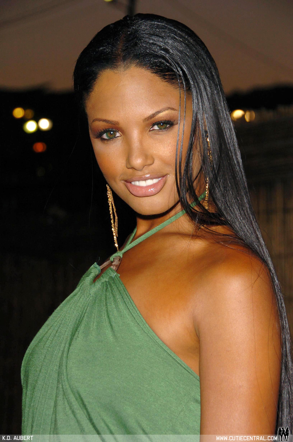 K.D. Aubert hot photo