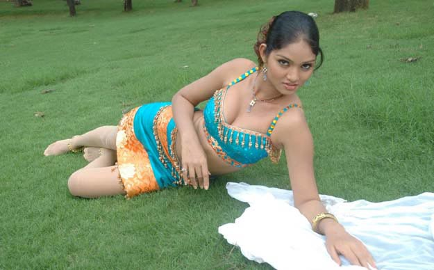 Deepika Chari sexy pic