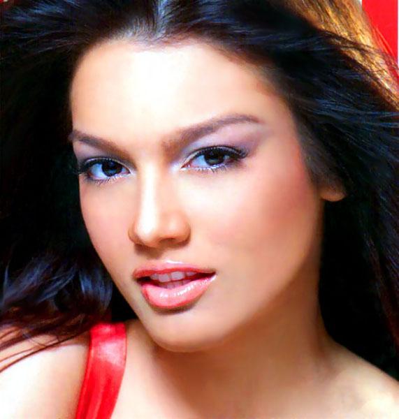 Zuleyk Rivera Mendoza hot photo