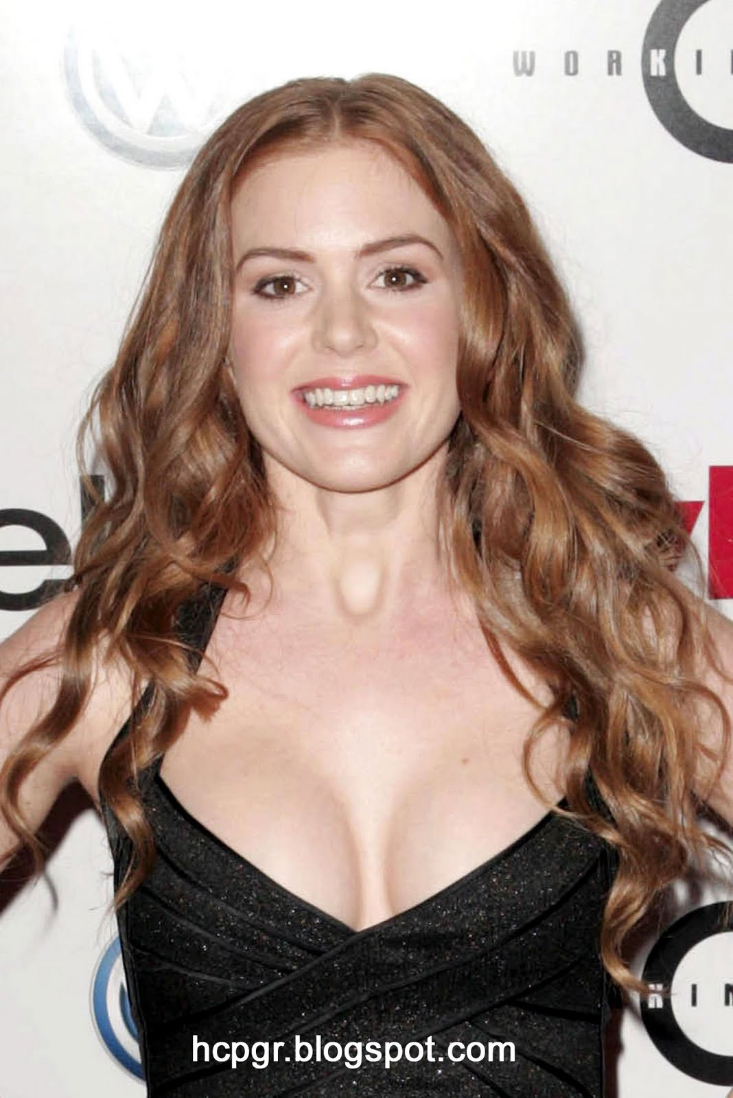 Isla Fisher sexy foto