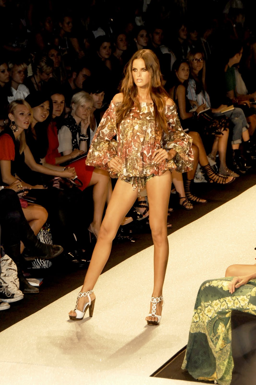 Izabel Goulart hot picture