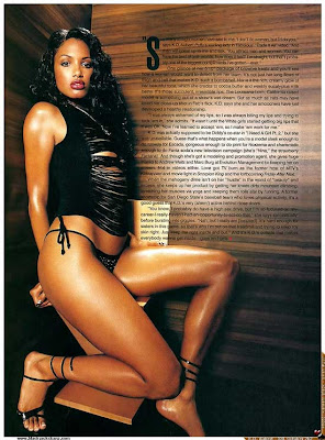 K D Aubert hot image