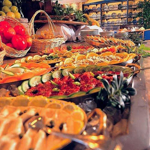 Isveç te deniz ürünleri ağırlıklı bir mutfak söz konusu