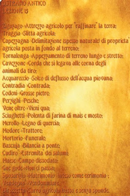 ostra-ostrano antico-lezione 15