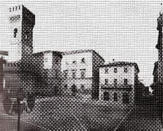 Ostra,Piazza della Vellutina